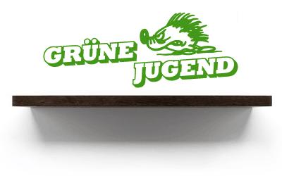 Logo Grüne Jugend