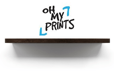 Logo Oh My Prints