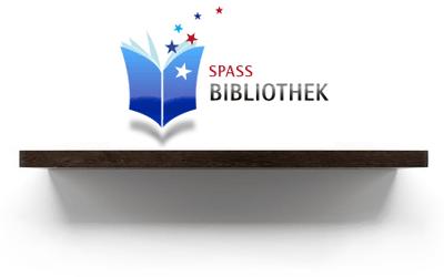Logo spassbibliothek.de