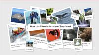 Screenshot coole CSS3 Website