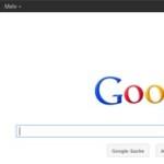 Google Screenshot mit Hinweis auf Google+