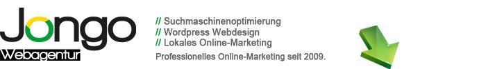Website der Jongo Webagentur
