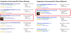 Googl+ Autorenprofile in den SERPs