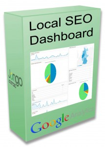 Local SEO-Dashboard Pack für Google Analytics