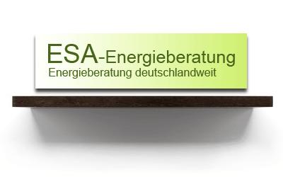 Logo ESA-Energieberatung