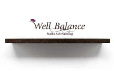 Logo Well Balance Meike Schmalstieg